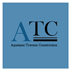 Logo AQUITAINE TRAVAUX CONSTRUCTION (A.T.C.)
